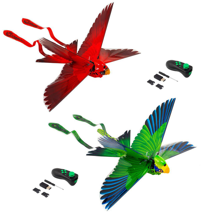 Go Go Bird 2 Pack - Cage Packaging