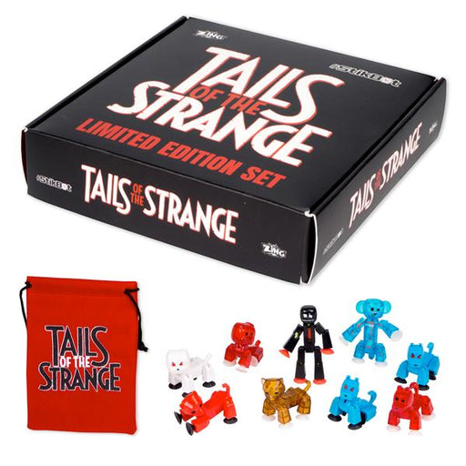 Tails of the Strange Box Set