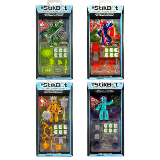 Stikbot Action Pack - Series 3