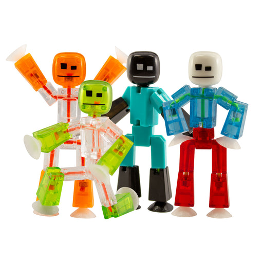 Stikbot - Mixed (New Colors)