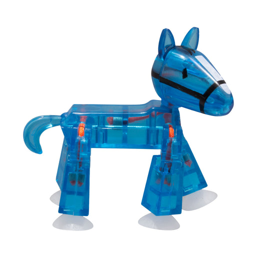 Stikbot Horse in blue