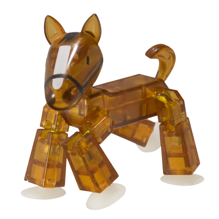 Stikbot Horse in brown