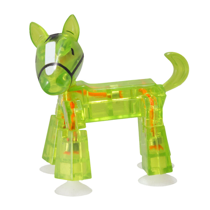 Stikbot Horse in green