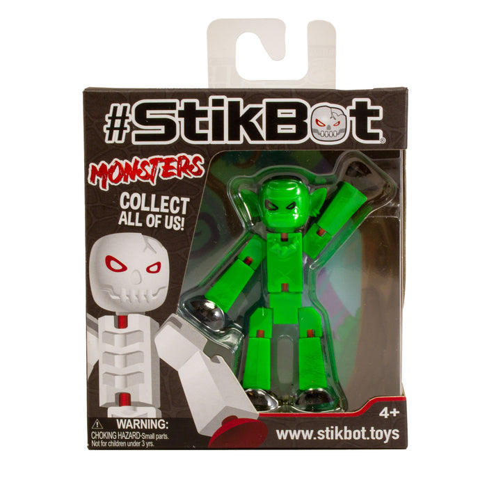 Stikbot Monster - Goblin