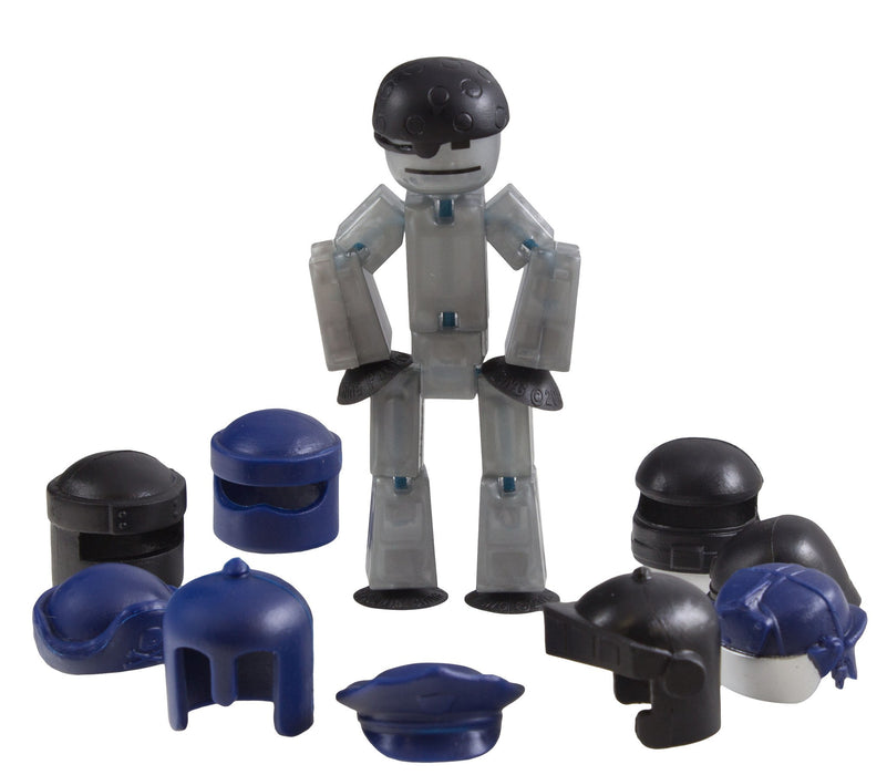Stikbot Helmet Action Pack
