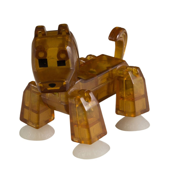 Brown Stikbot Dog
