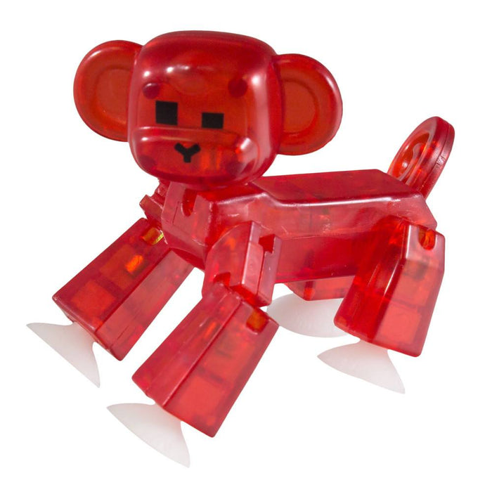 Red Stikbot Monkey