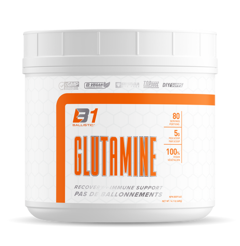 Glutamine - 80 Serving