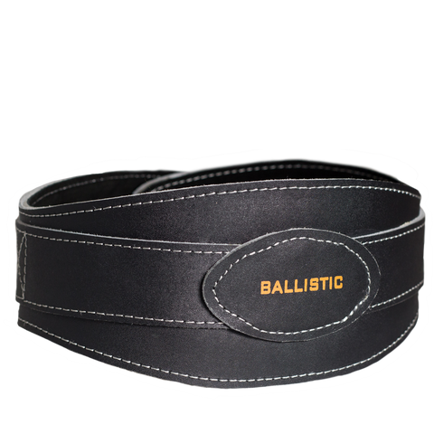 Leather Tapered Belt
