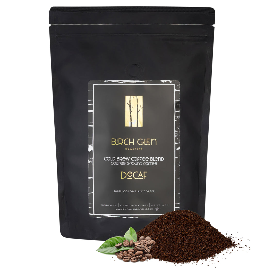 Birch Glen Cold Brew Coffee - Decaf