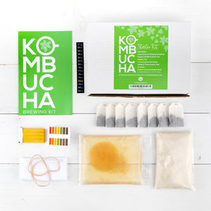 The Mini Kombucha Kit