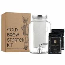 Load image into Gallery viewer, Cold Brew Starter Kit