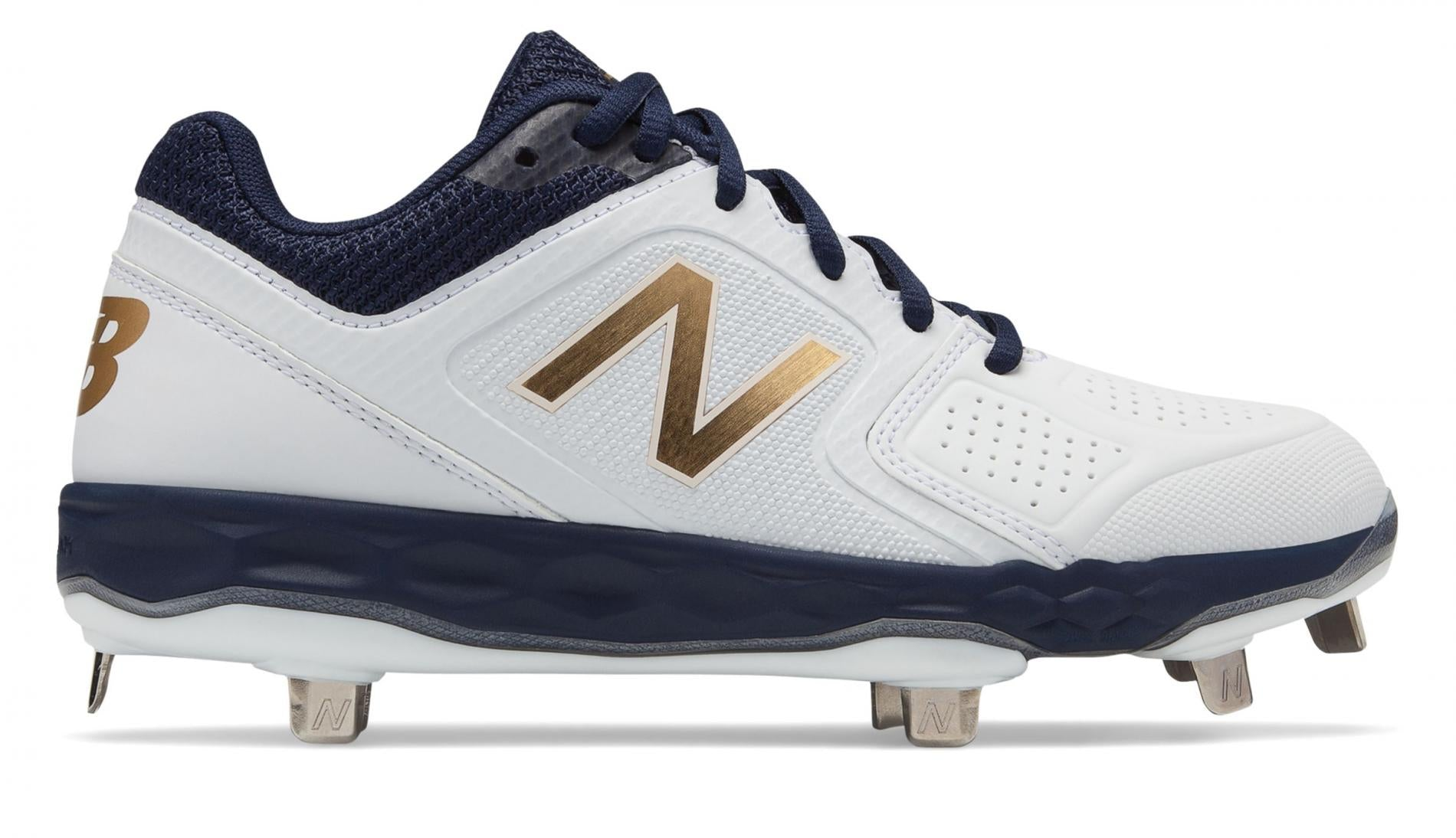 New Balance Velo Metal Cleats - Women's