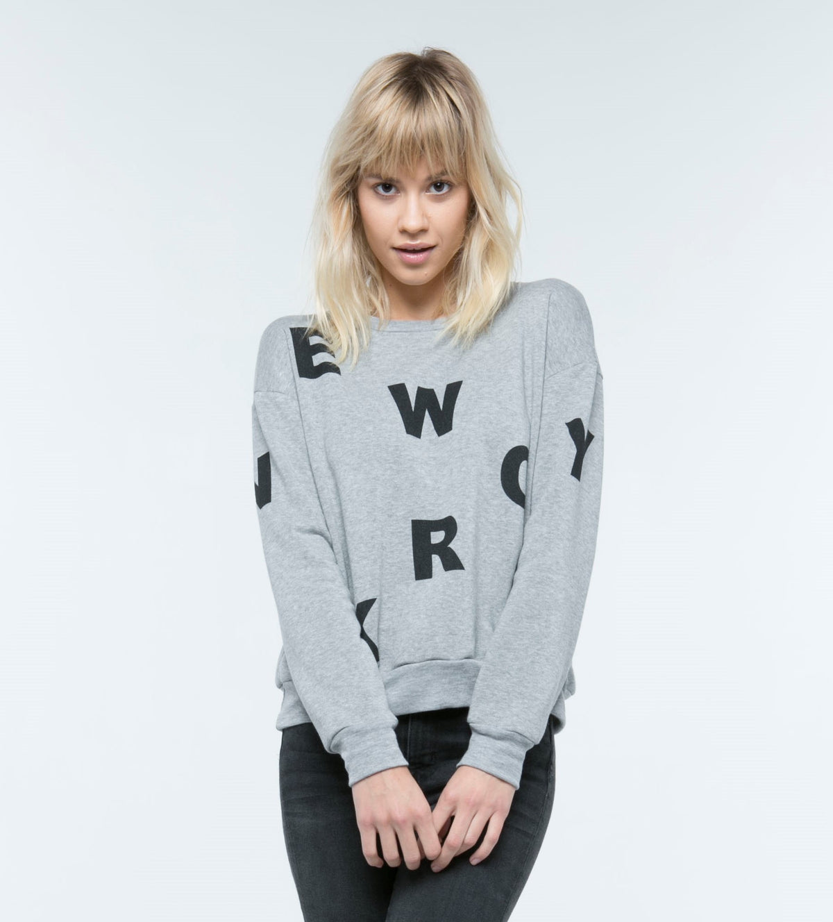 PROJECT SOCIAL T- NY Sweatshirt