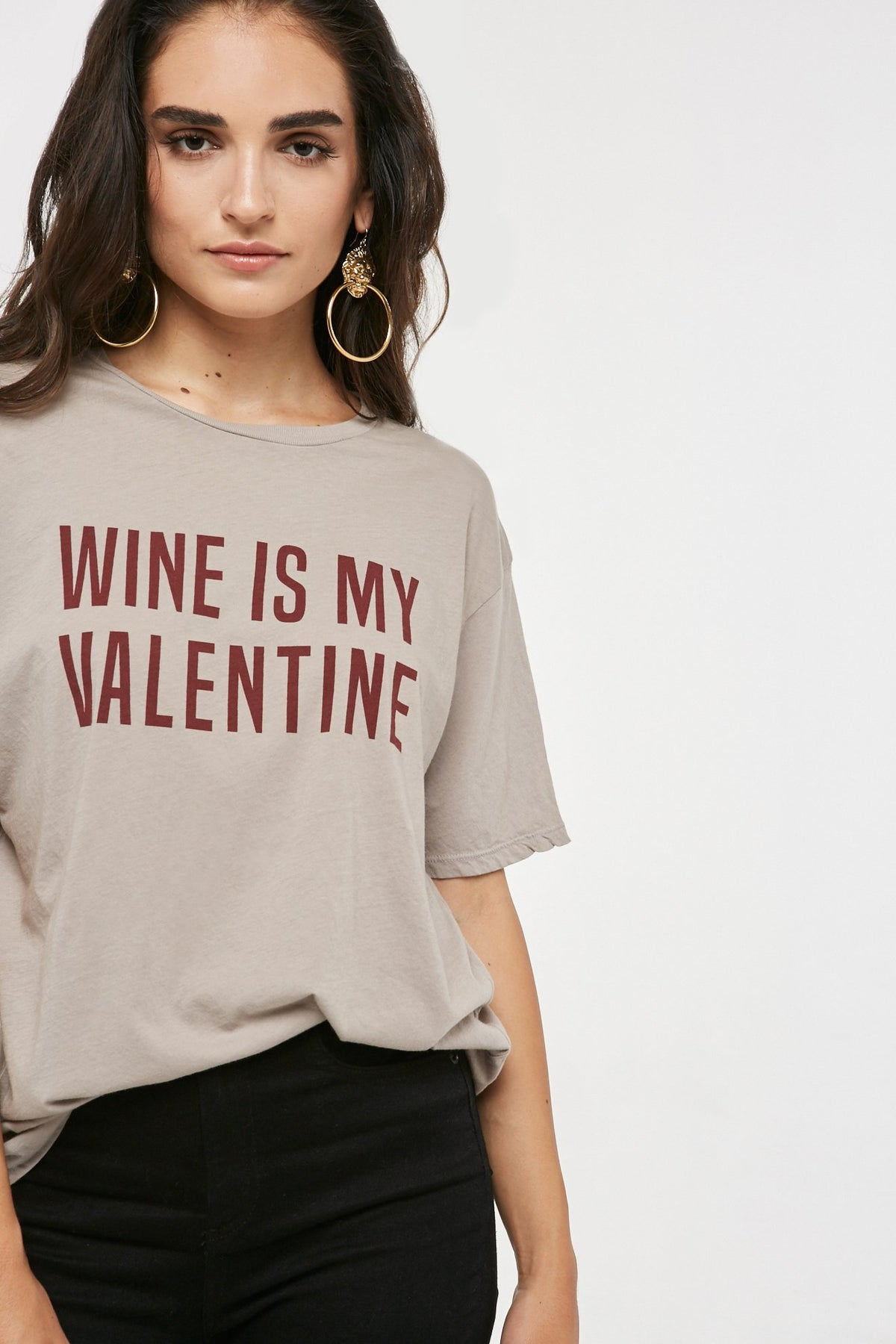 PROJECT SOCIAL T- Wine is my Valentine