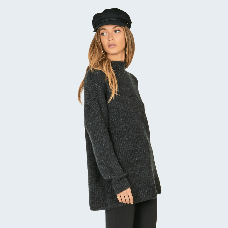 AMUSE SOCIETY Lets Snuggle Sweater