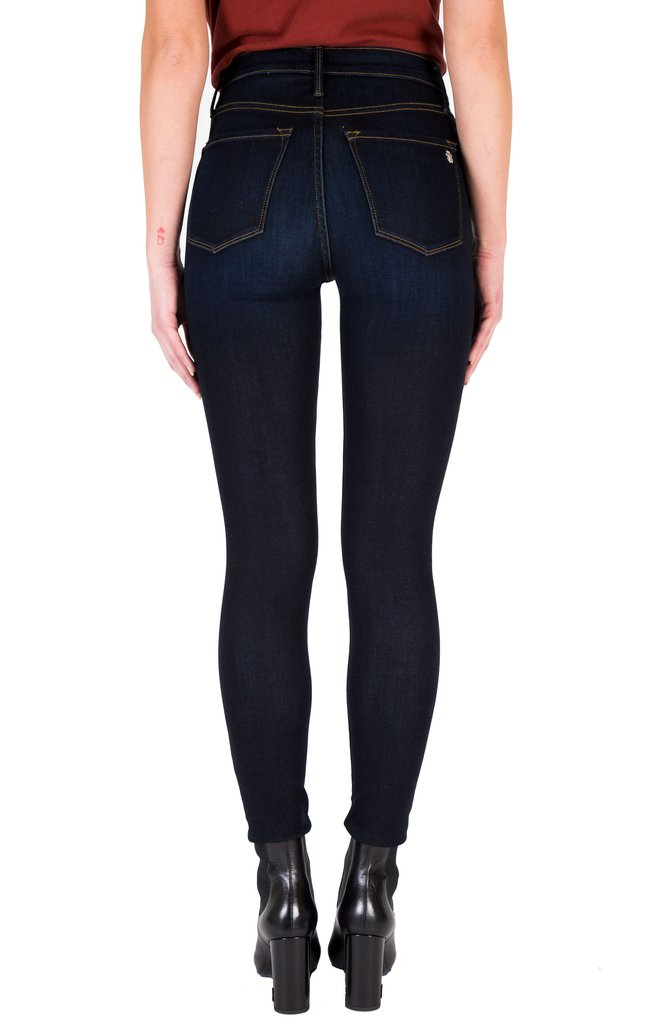 BLACK ORCHID- Gisele High Rise Super Skinny- Basically