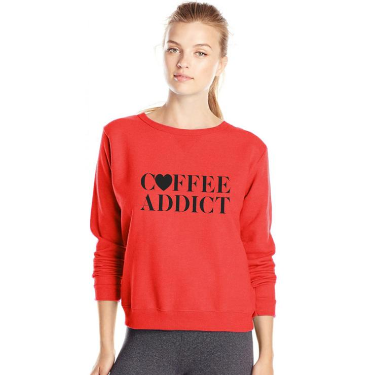 COFFEE ADDICT Sweatshirt