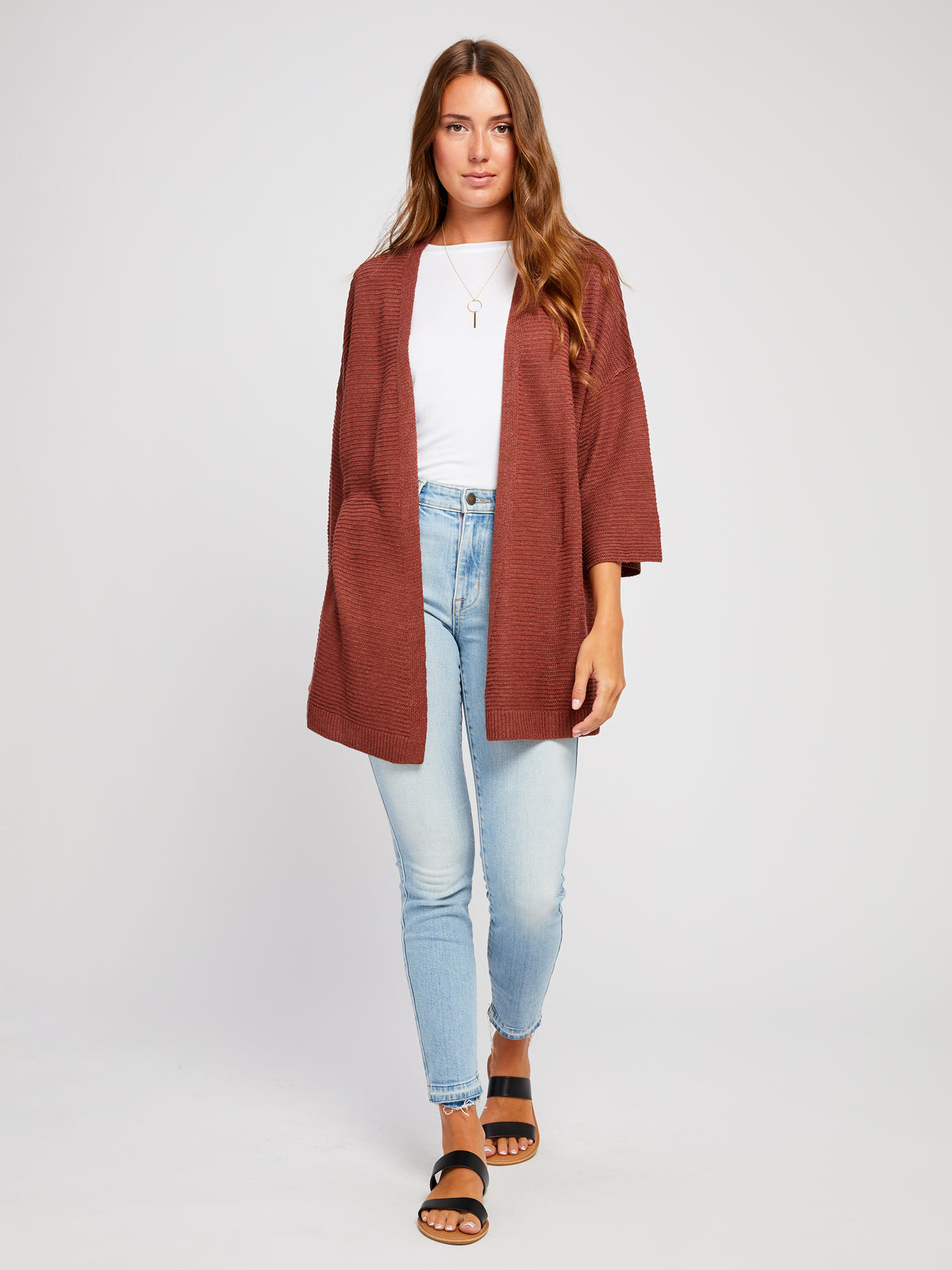 GENTLE FAWN Arlin Cardigan