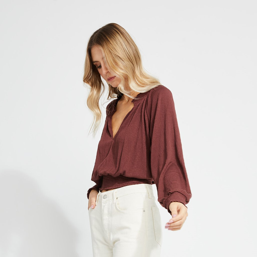 GENTLE FAWN Brooke Top