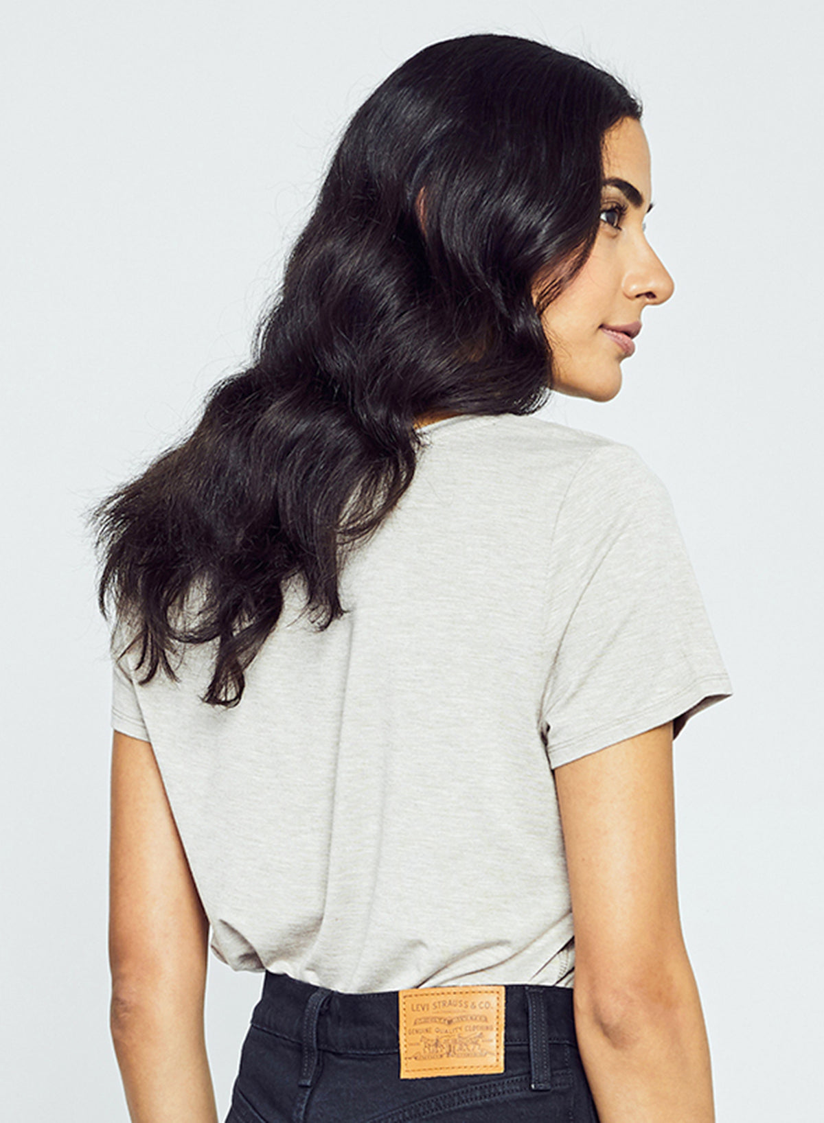 GENTLE FAWN Alabama Tee- h. light fawn
