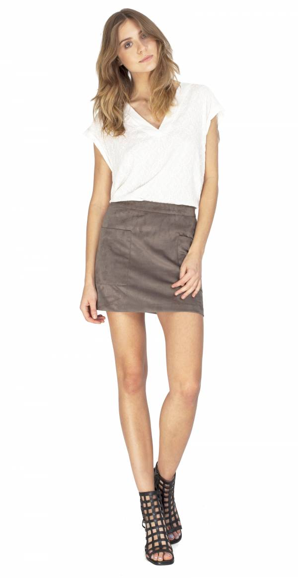 GENTLE FAWN- Jethro Skirt