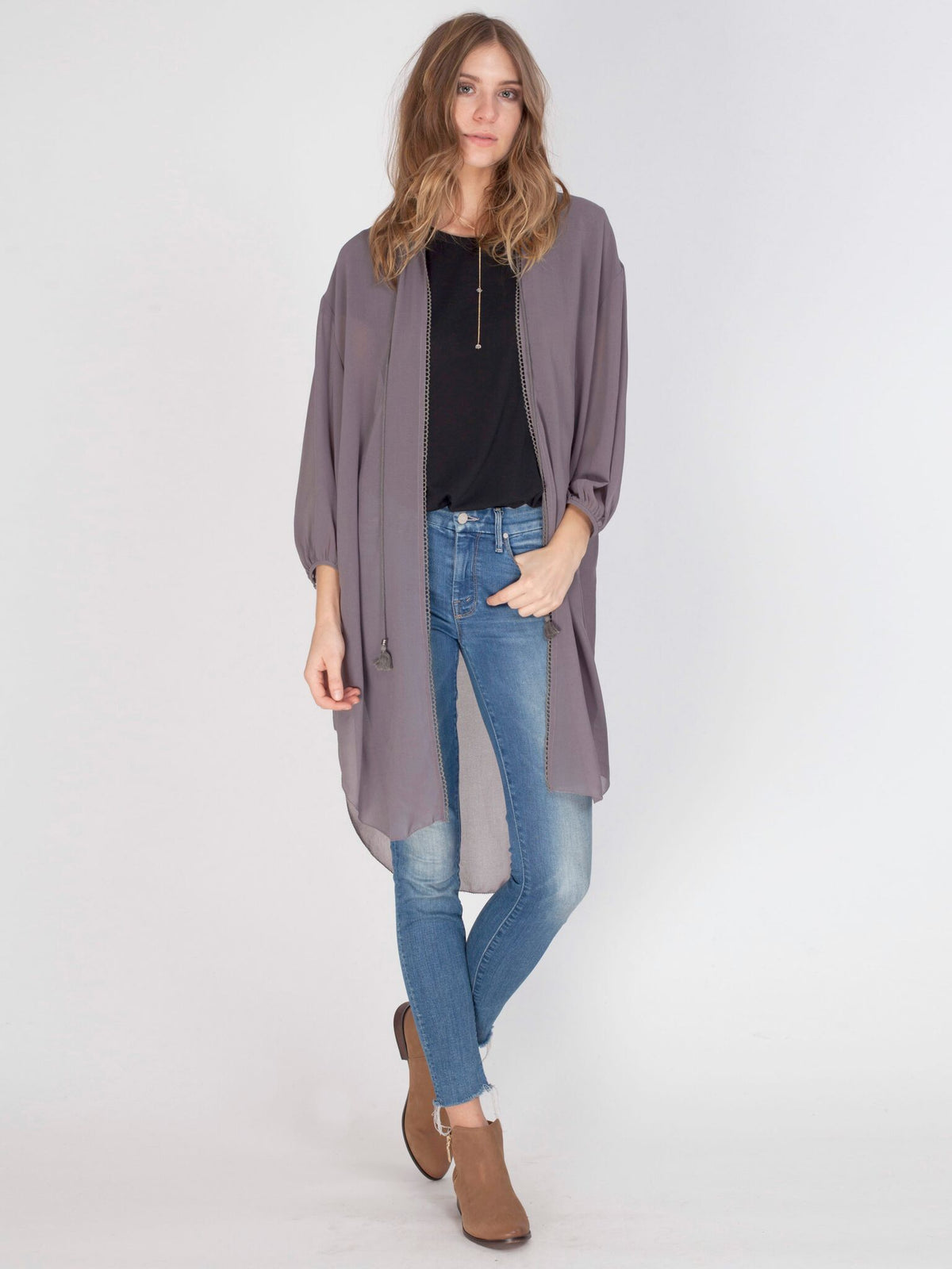 GENTLE FAWN Langley Duster