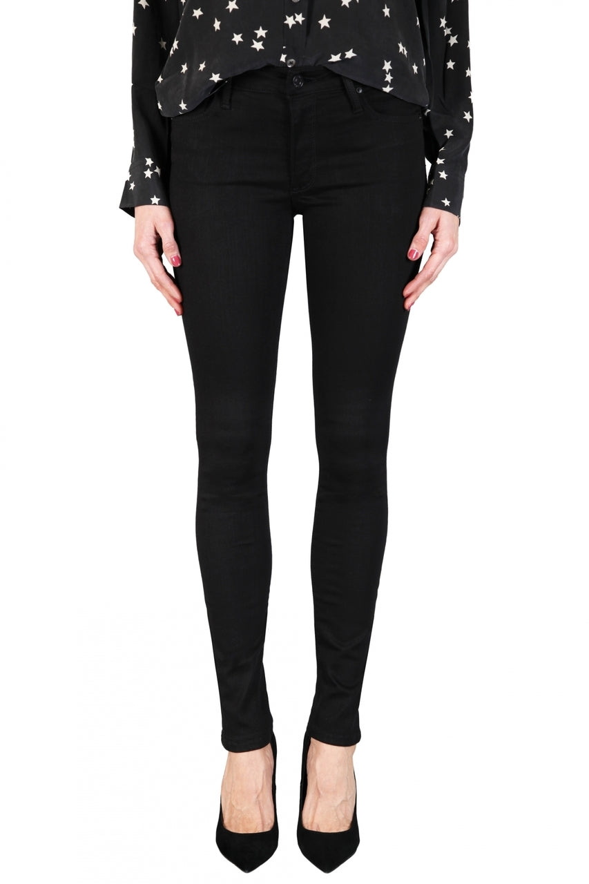 BLACK ORCHID- Jude Mid Rise Super Skinny
