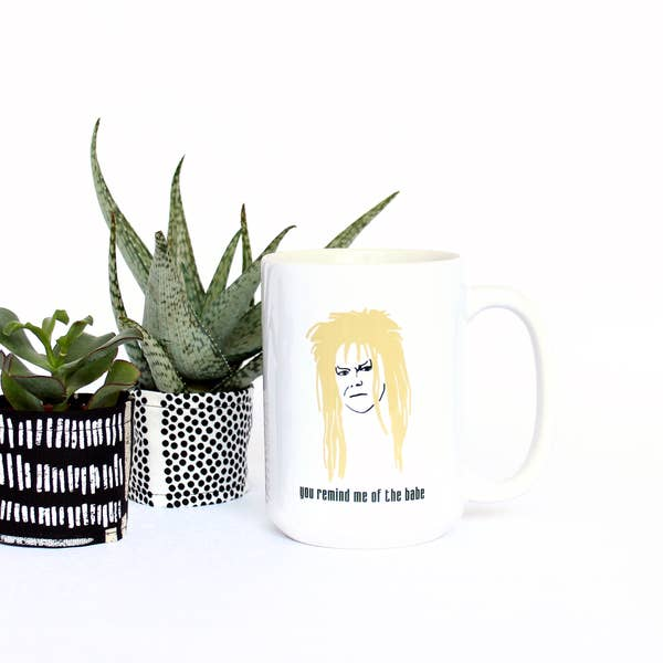Jareth Coffee Mug