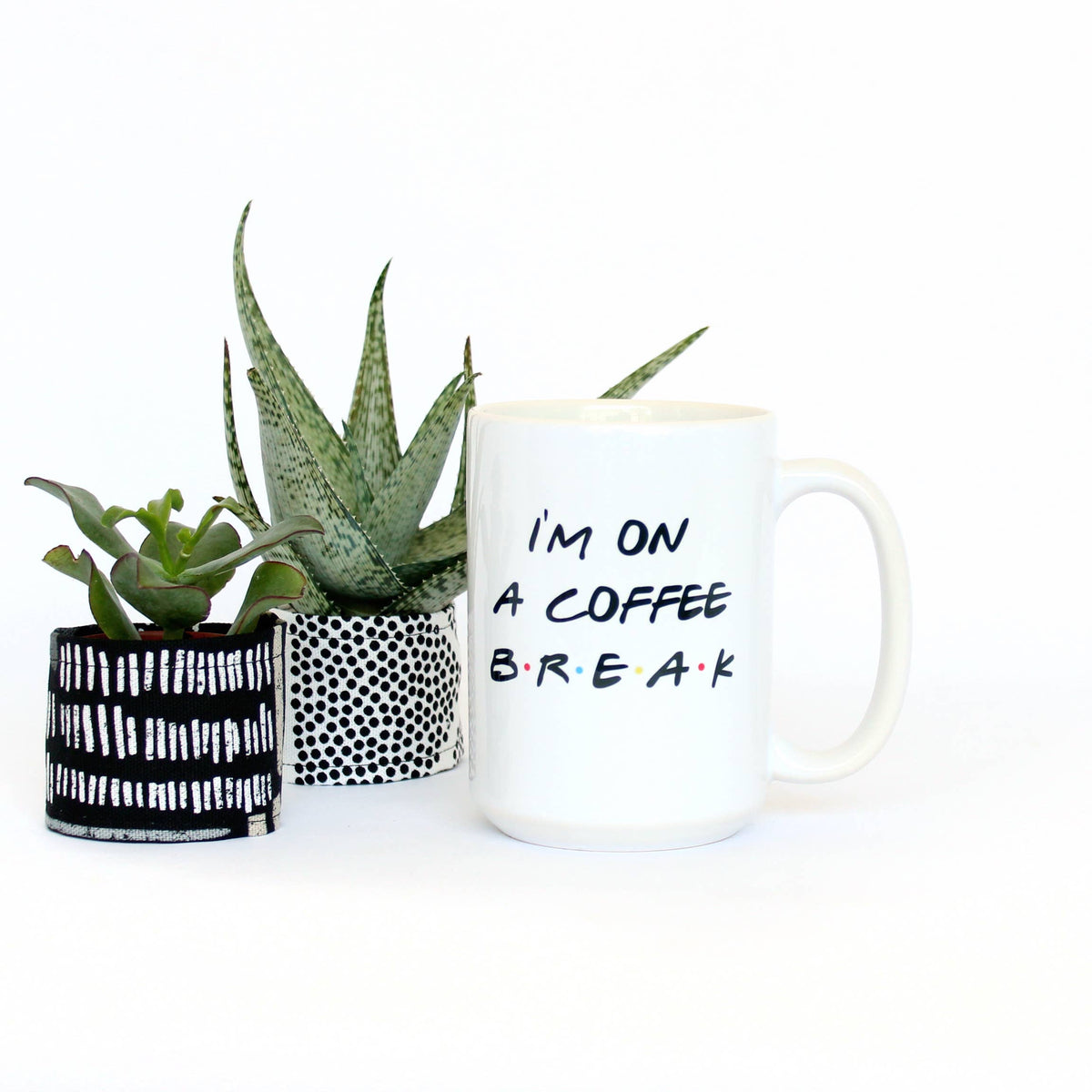 Friends Coffee Break Mug