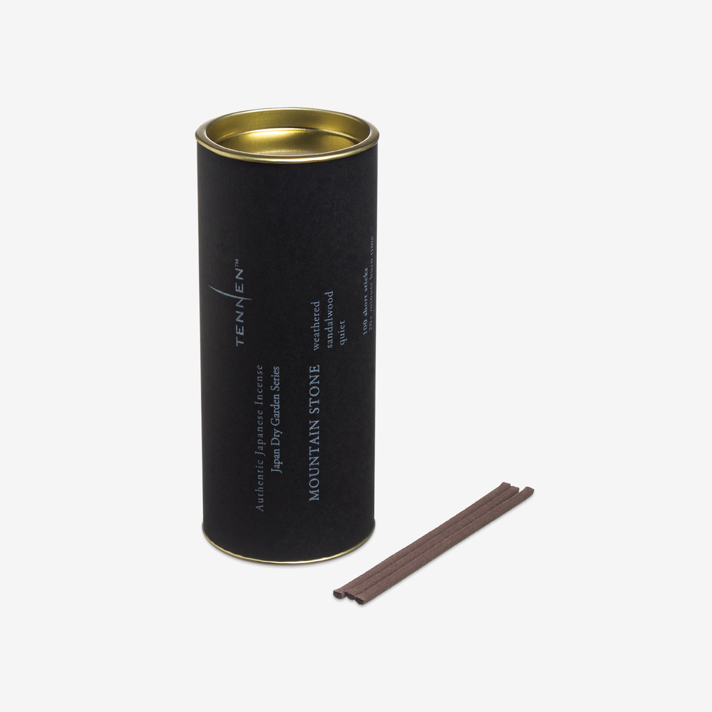 Mountain Stone Short Stick Tube Incense