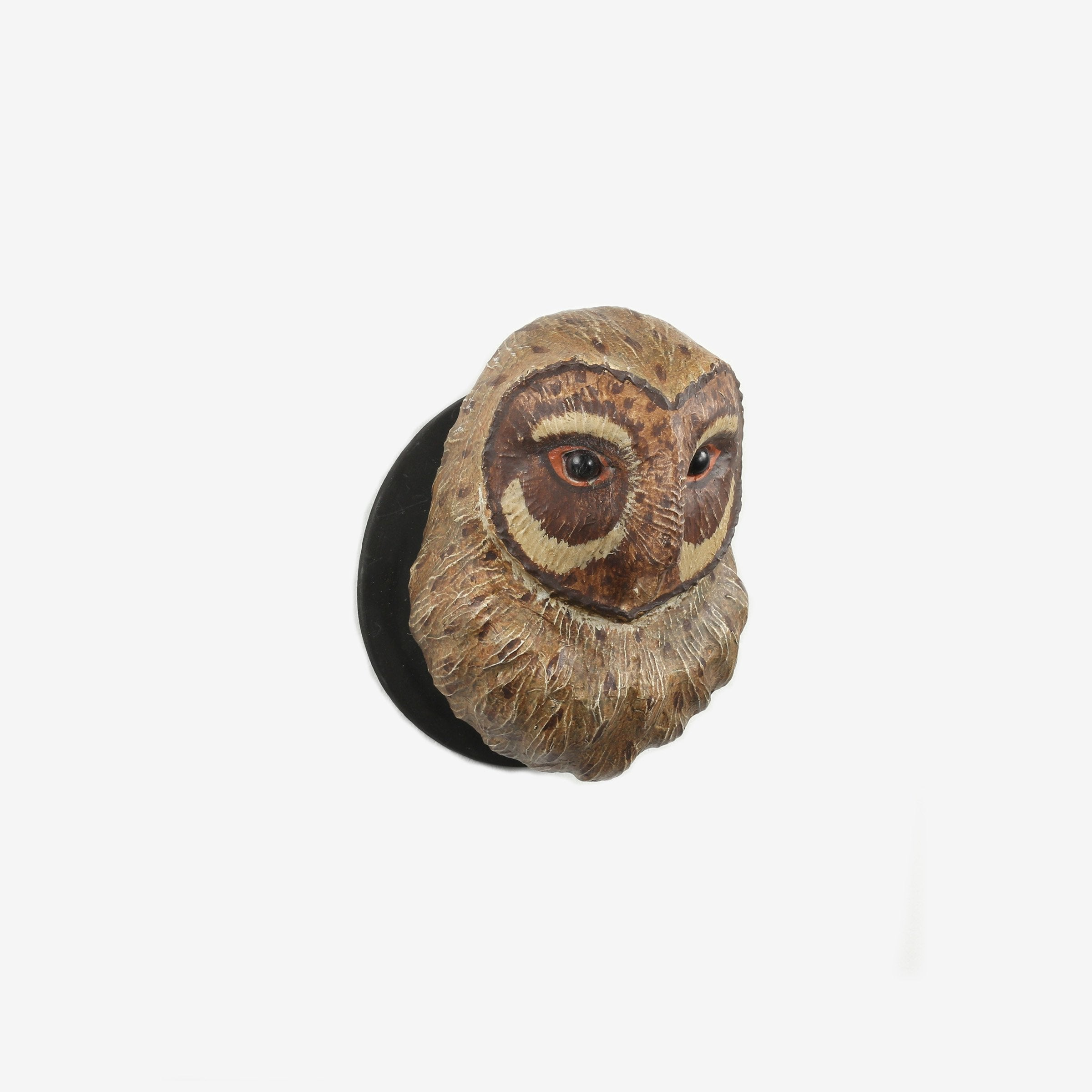 Large Owl Mount