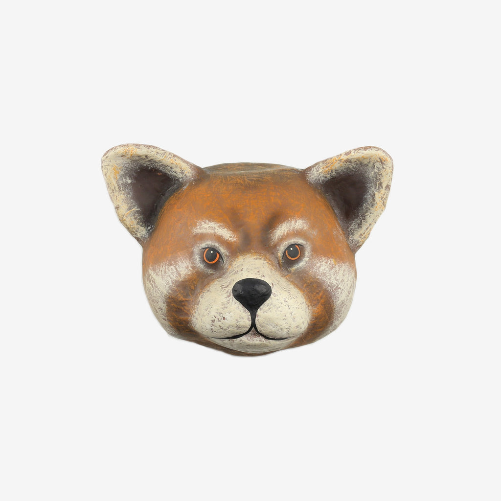 Large Red Panda Wall Mount
