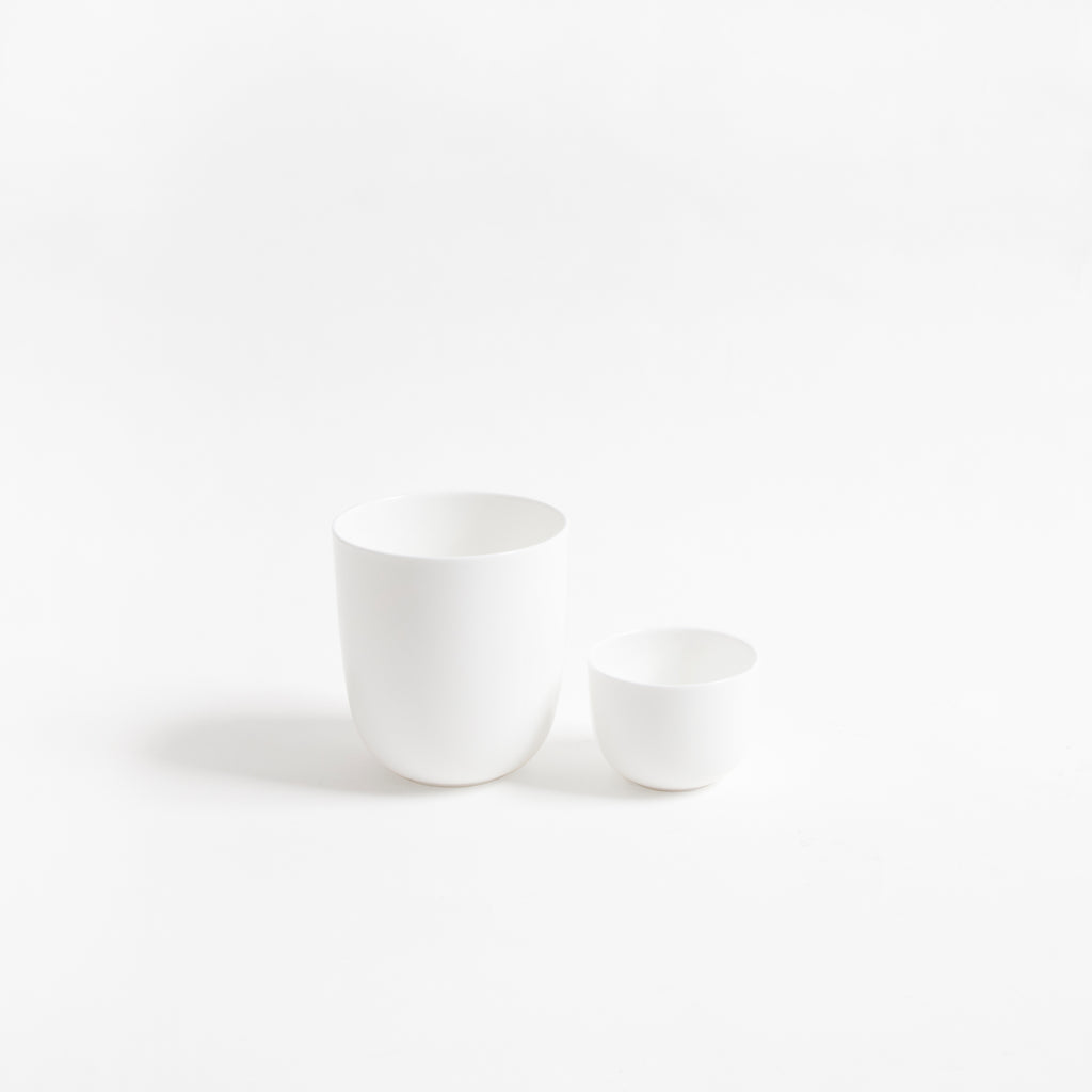 White Cups by Piet Boon