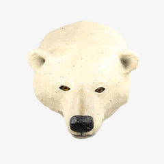 Large Polar Bear Mount