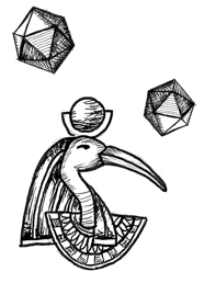 Thoth Sketch