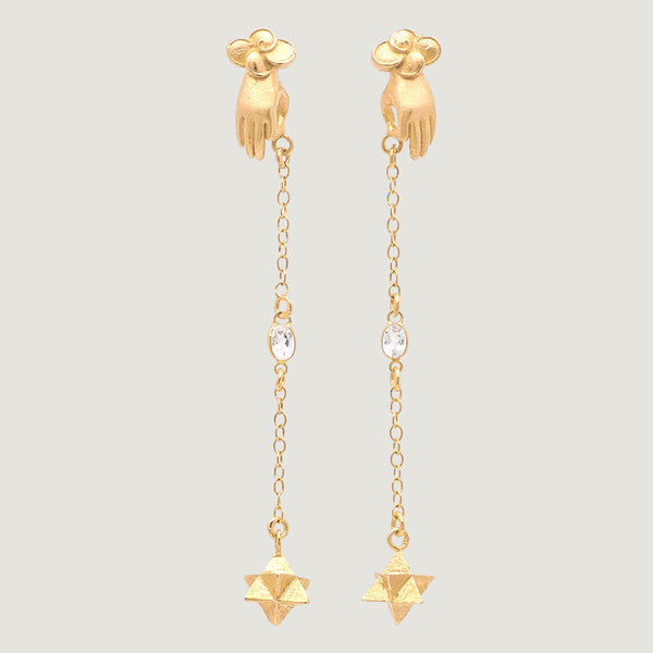 FIAT LUX DROP EARRINGS