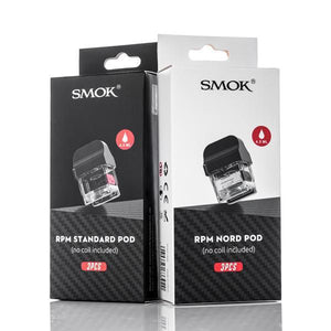 SMOK RPM40 Replacement Pod Cartridges 3 Pack