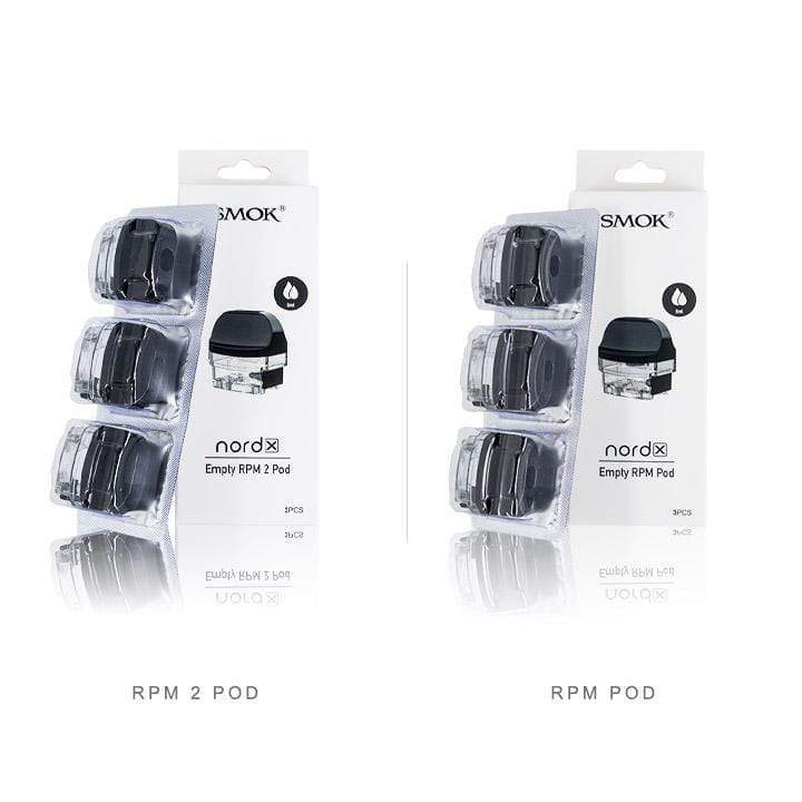Smok Nord X Replacement Pod 6ML 3 Pack