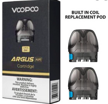 Load image into Gallery viewer, VOOPOO Argus Air Replacement Pods