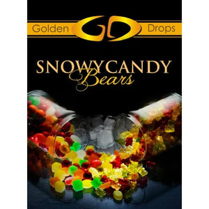 Snowy Candy Bears by Golden Drops 60ML
