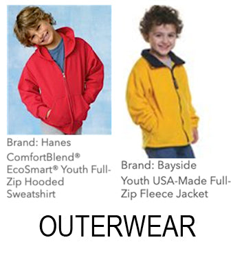 School Outerwear