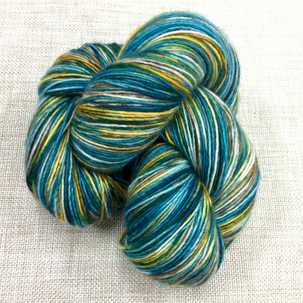 DyeHouse Yarns by Serial Knitters