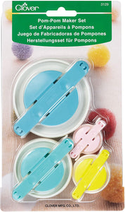 Pom Pom Maker Kits (All sizes)