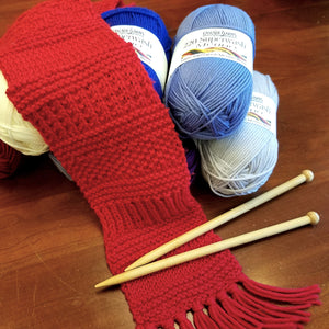 Beginning Knitting with Teri