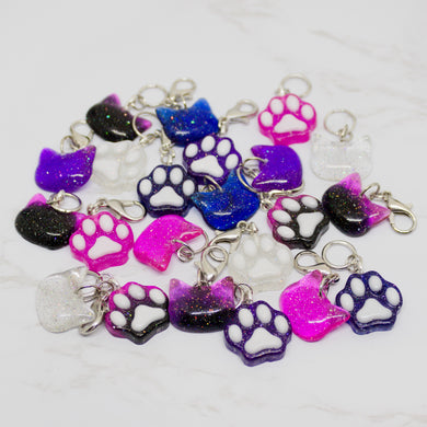Doodle Dew Designs Stitch Markers