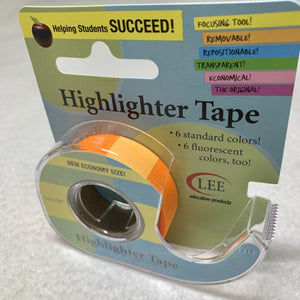 Econo Highlighter Tape