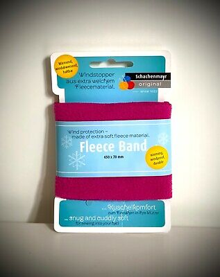 Fleece Band Lining for Headband by SMC