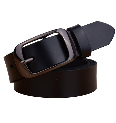New Fashion Leather Women Belt