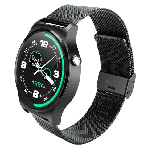 GW01 Smart Watch Stainless Steel